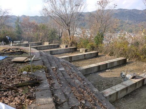 文化の森総合公園施設修繕工事