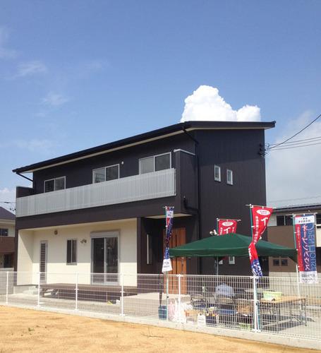 北田宮の家